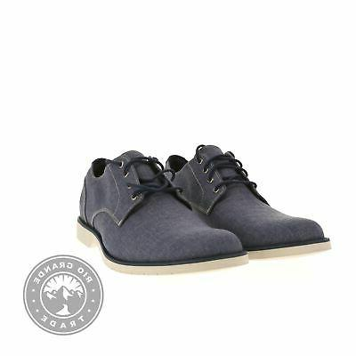 woodhull oxford men s blue shoes 10