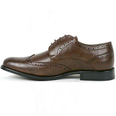 Alpine Mens Two Tone Lace