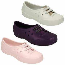 Ladies Crocs Slip On Casual Summer Shoes Nahani