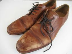 Men's Brandt Leather Cap Toe Oxford Dress Shoes Goodfellow &