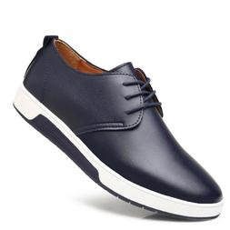 Men's British Style Casual Flat Oxford Dress Shoes Fashion S