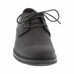 Dexter Comfort Men's Burt Black Lace-Up Plain Toe Oxford Sho