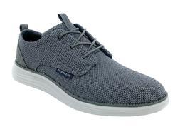 Skechers Men's Casual Comfort Plane Toe Oxford Shoes Status