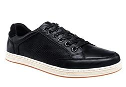 Men's Causal Shoes Leather Fashion Sneakers Oxford Shoes