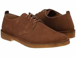 Men's Clarks Original Desert London Oxford Cola Suede 261078