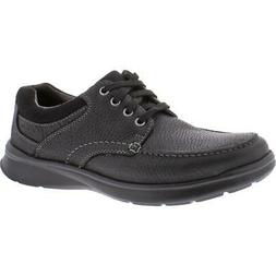 Clarks Men's Cotrell Edge Leather Ortholite Lace Up Casual O