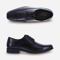 Dexter Comfort  Men's Crosby Black Oxford Lace-Up Dress Shoe