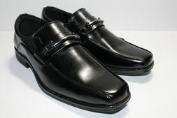 Dexter Comfort Men's Crosby S/O Oxford Black Shoe Slip On Si