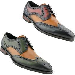 men s dress shoes genuine leather shoes
