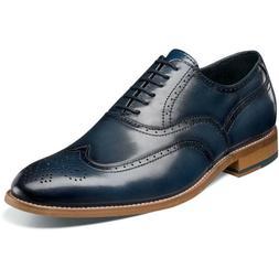 Stacy Adams Men's Dunbar Wingtip Oxford Shoes