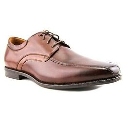 Florsheim Men's Forum Bicycle Toe Oxford Dress Shoe Cognac L