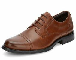 Dockers Men's Garfield Tan Synthetic oxfords-shoes