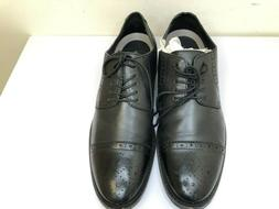 206 Collective Men's Georgetown Leather Cap-Toe Oxford Dress