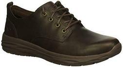 Skechers Men's Harsen Artson Oxford Chocolate Brown Shoes 65