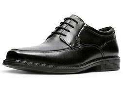 Bostonian Men's Ipswich Apron Black Leather oxfords-shoes