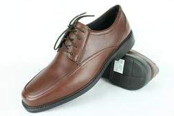 Bostonian Men's Ipswich Apron Oxfords Size 10.5m Brown Leath