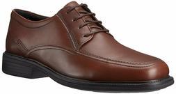 Bostonian Men's Ipswich Lace-Up Oxford Shoe Brown Leather Sh