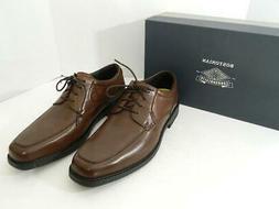 Bostonian Men's Lace Up Ipswich Apron Oxford Shoes NIB Size