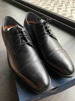Cole Haan Men's Lenox Hill Cap Toe Oxford Black C11630 Sz 10