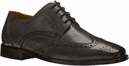 Florsheim Men's Montinaro Dress Wingtip Oxford Shoe Lace Up,