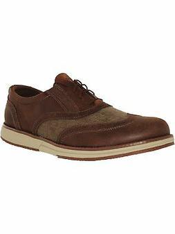 Skechers Men's On The Go Hybrid Ankle-High Oxford Shoe