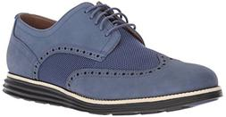 Cole Haan Men's Original Grand Shortwing Oxford, Washed Indi