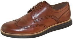 Cole Haan Men's OriginalGrand Wingtip Oxford Brown Style C26