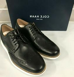 Cole Haan Men's Shoe Original Grand Shortwing Black/White #C