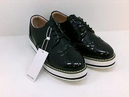 Dadawen Mens 7IVV Dress Shoes, Black, Size 7.0 kh9X