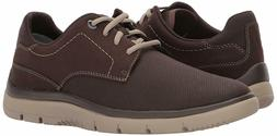 Men's Shoes Clarks Tunsil Plain Oxford Fashion Sneaker 28400