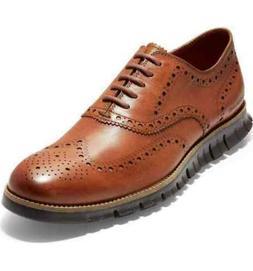 Men's Shoes Cole Haan ZEROGRAND WINGTIP Oxfords Leather C294