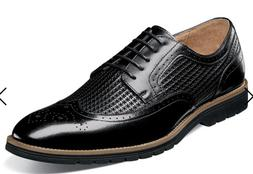 Stacy Adams Men's Shoes Emile Wingtip Oxford Black 25236-001