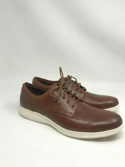 Men's Cole Haan Size 10.5 - Grand Tour Plain Ox C29412 Woodb