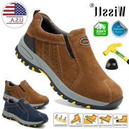 men s steel toe caps work boots