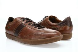Mephisto Men's Urban LR Oxford Brown Leather Walking Shoes F