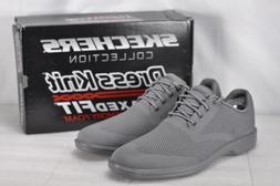 Men's Skechers Walson-Dolen Oxford Shoes Light Grey