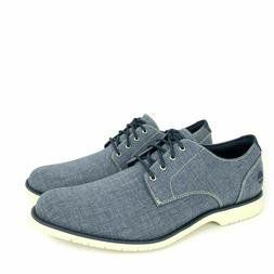 men s woodhull denim canvas oxford shoes