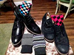 KUNSTO Men'sDress/Casual Wingtip Oxford Style Shoes SZ 11M -