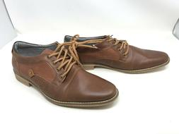 Mens Sonoma  Garfield Brown Cap-Toe Oxford Dress shoes