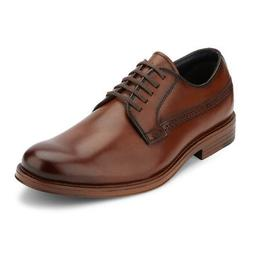 Dockers Mens Albury Genuine Leather Dress Lace-up Plain Toe