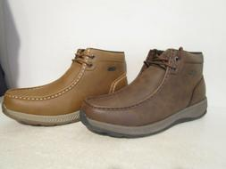 Lugz Mens Antonio Casual Slip Resistant Chukka Boots Oxford