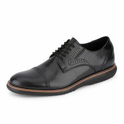 Dockers Mens Beecham Genuine Leather Smart Series Cap Toe Dr