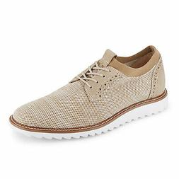Dockers Mens Feinstein Knit/Leather Dress Casual Oxford Shoe