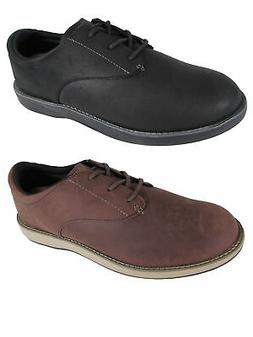 Crocs Mens Foray Lace Up Oxford Shoes