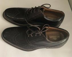Dockers Mens Moritz Brogue Genuine Leather Dress Wingtip Lac