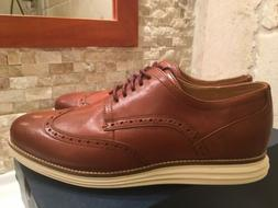 Men's Cole Haan Original Grand Wing Oxfords Shoes Size 10.