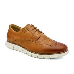 Men's Genuine Leather Casual Formal Sneakers Lace up Busin
