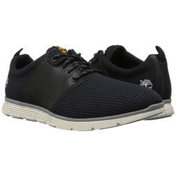 Mens Timberland Oxford Shoes Killington Black Full Grain Lea