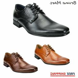 mens oxford shoes lace up business dress