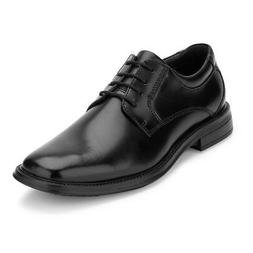 Dockers Mens Sansome Leather Slip Resistant Work Dress Lace-